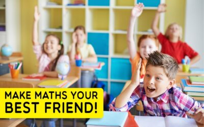 Make Maths your best friend!!